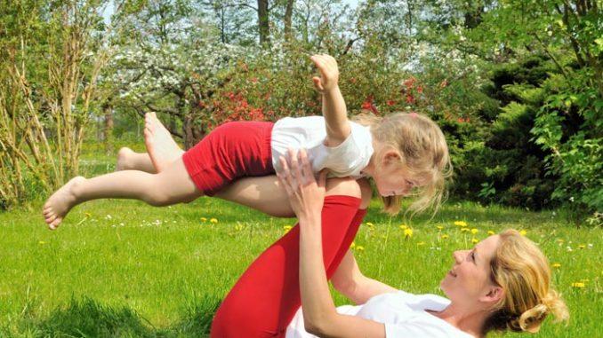 Kur für Mutter und Kind