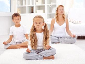 Yoga-Rituale für den Schulalltag