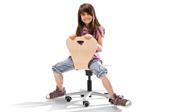 Ergonomie, richtig sitzen, rückenschonend
