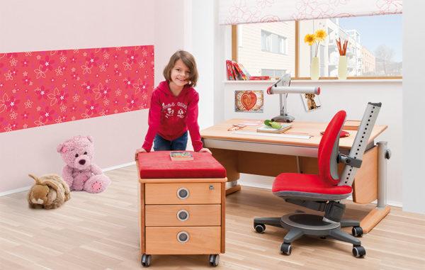 Kinder fördern, Zimmer nach eigenen Wünschen einrichten