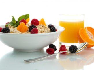 Früchte, Milch, Saft