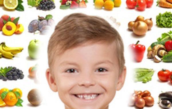 Obst, Gemüse, Ernährung