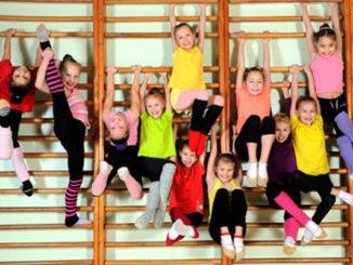 Stärkung der Muskulatur, Turnübungen
