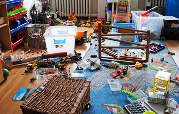 Aufräumen: 7 Tipps für mehr Ordnung im Kinderzimmer ...