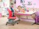 mitwachsender Schreibtisch, ergonmisches Sitzen