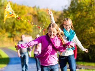 Spielen, Sonne, Wald, Sport