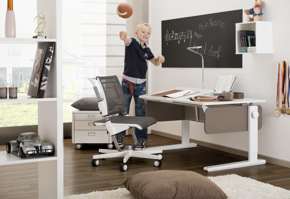 Das Kinderzimmer – Einrichten mit Köpfchen