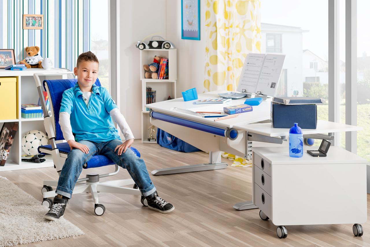 bewegtes kinderzimmer gesundes lernen. Black Bedroom Furniture Sets. Home Design Ideas