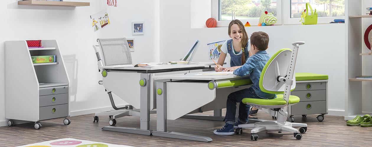 Der Richtige Arbeitsplatz Für Mein Kind Im Kinderzimmer Gesundes